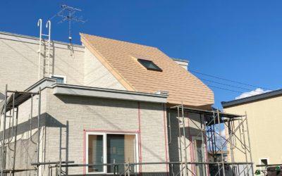 施工事例更新「外壁塗装」